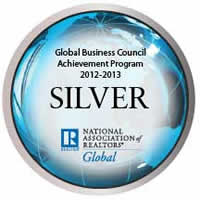 Global Business Council Achievement Program 2012-2013 SILVER